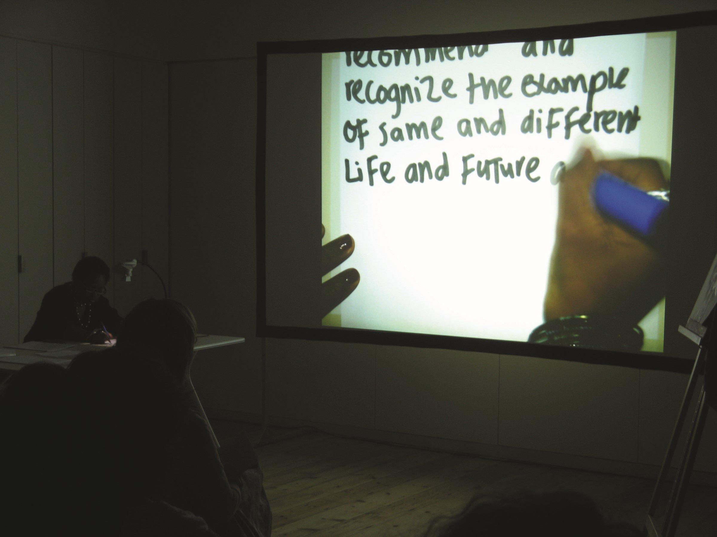 Ntiense Eno Amooquaye, See Revolutionary Art Exhibit, performance