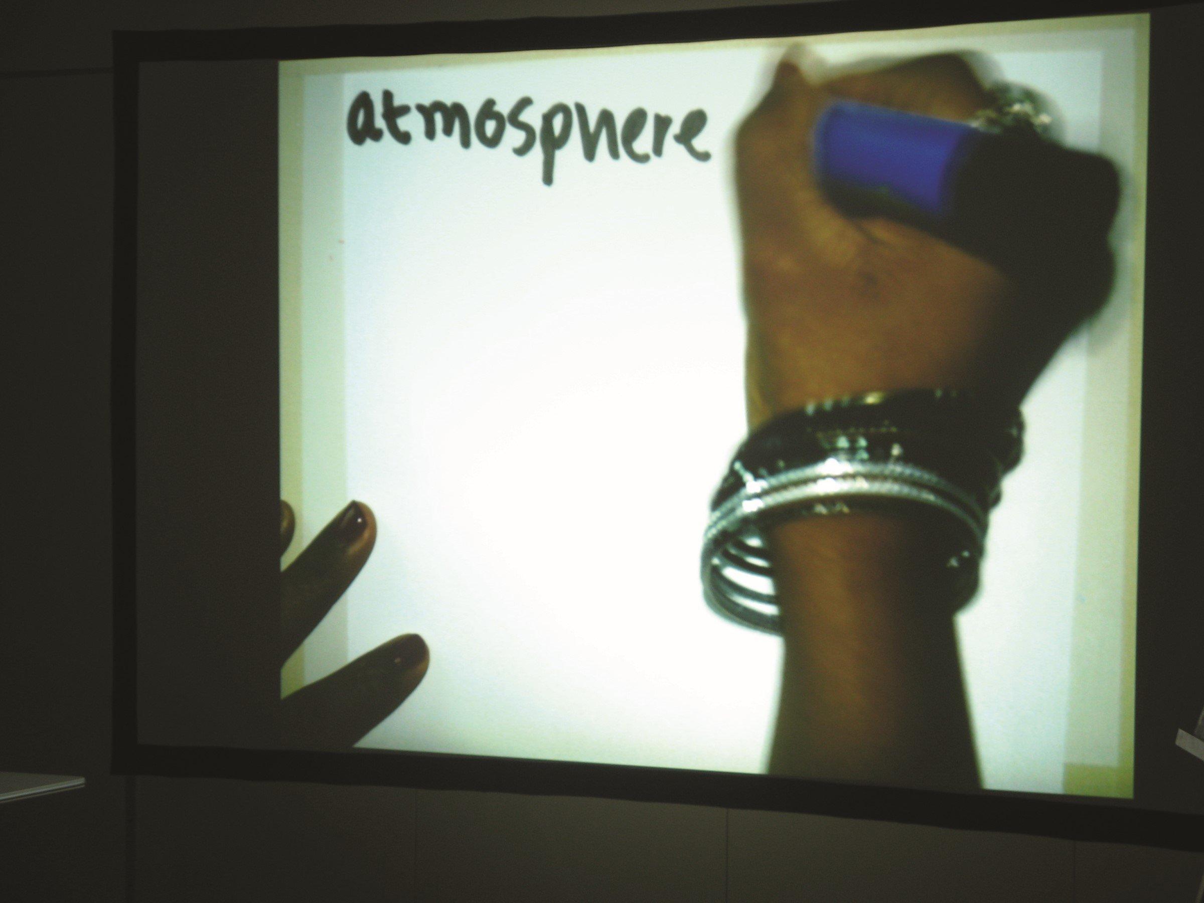 Ntiense Eno Amooquaye, See Revolutionary Art Exhibit