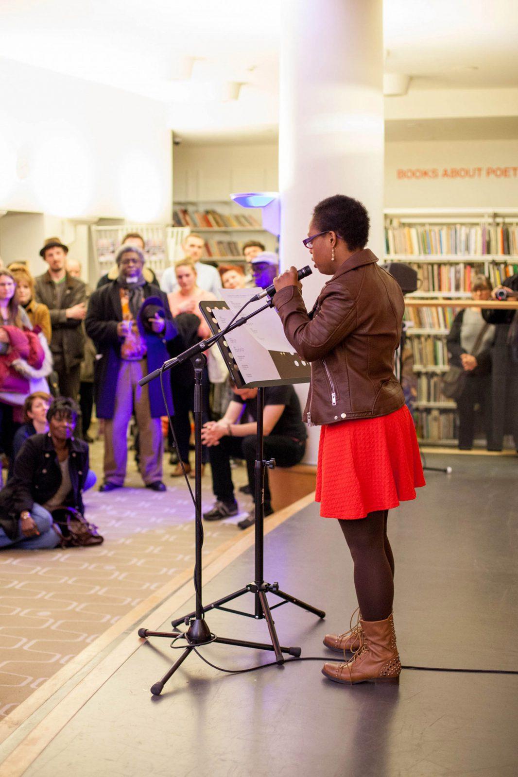 Ntiense Eno Amooquaye, public performance